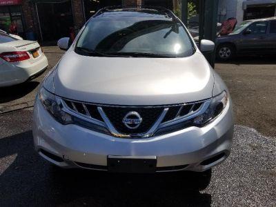 2013 Nissan Murano LE (Brilliant Silver)