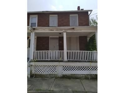 3 Bed 1 Bath Foreclosure Property in Red Hill, PA 18076 - W 2nd St