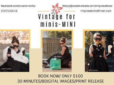 Vintage Minis-Mini