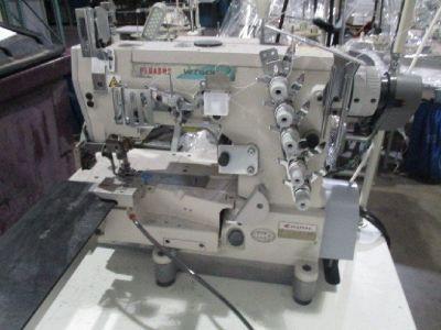 (3) Pegasus WT500 Sewing Machines RTR#8021280-07