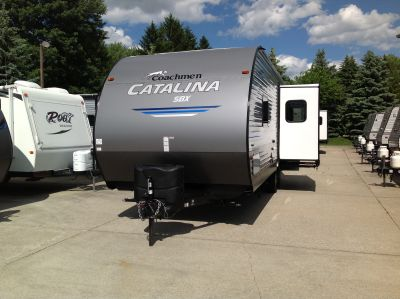 2020 Coachmen Catalina SBX 231MKS