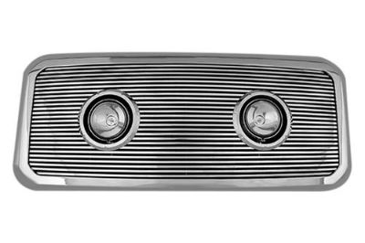Find Paramount 42-0809 - Ford F-250 Restyling 8.0mm Packaged Chrome Billet Grille motorcycle in Ontario, California, US, for US $329.40