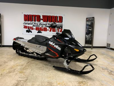 2018 Ski-Doo Summit Sport 600 Carb Snowmobile Mountain Snowmobiles Herkimer, NY