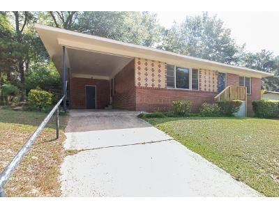 3 Bed 1 Bath Foreclosure Property in Columbus, GA 31903 - Curtis Maddox Dr