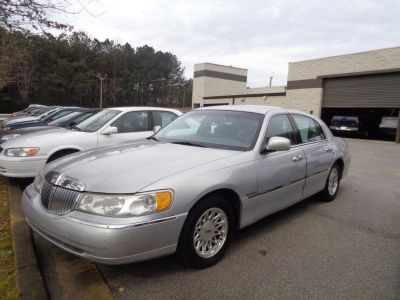 1998 Lincoln Town Car Signature (SIL)