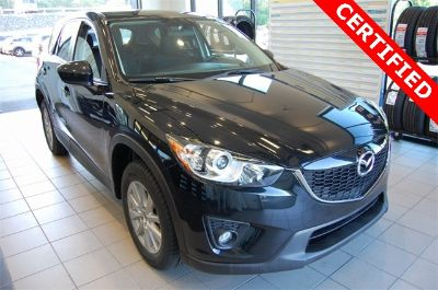 2015 Mazda CX-5 Touring (Jet Black)