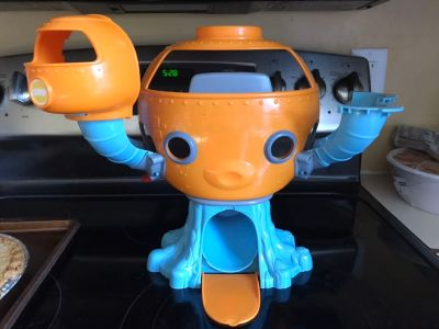 Octonauts submarine