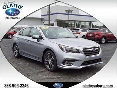 2019 Subaru Legacy (Ice Silver Meta)
