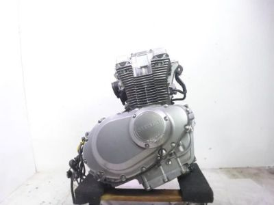 Purchase 09 Suzuki GS 500 Engine Motor GUARANTEED Low Miles motorcycle in Odessa, Florida, United States, for US $1,259.52