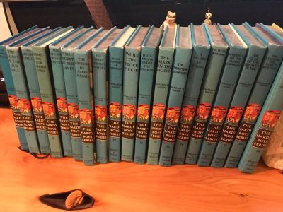 Hardy Boys hardcover set