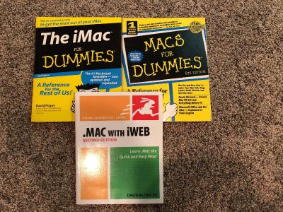 Mac- APPLE Computer Brand New Book. Never Been Opened Or Look At.