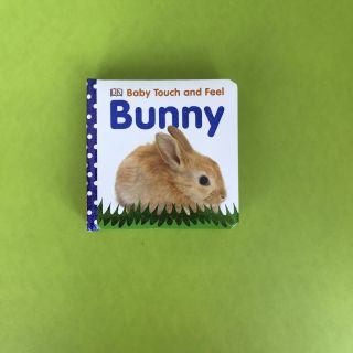 Bunny Touch and Feel book