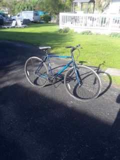 New 26 in single speed bicycle