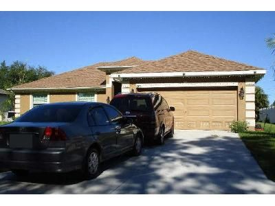 3 Bed 2 Bath Foreclosure Property in Port Charlotte, FL 33981 - Dimstead St