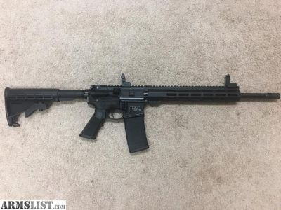 For Sale: M&P 15 sport 2
