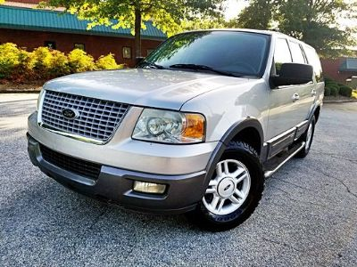 2004 Ford Expedition XLT (Grey)