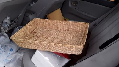 1 Basket & 2 Trays