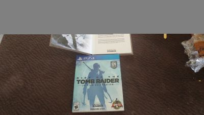 Rise of the tomb raider 20 years celabration pick up only