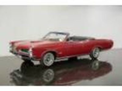 1966 GTO Convertible -- GTO Convertible 4-speed