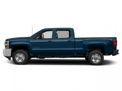 2019 Chevrolet Silverado 2500HD LTZ (Deep Ocean Blue Metallic)