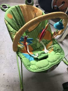 Baby Seat with battery motion