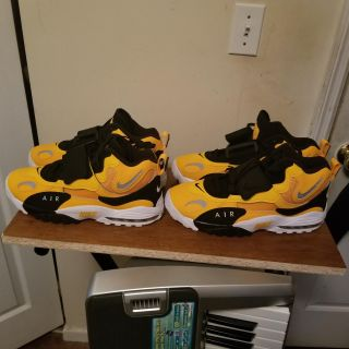 Nike Air Max Speed Size 9.5, 10.5, and 12 Men