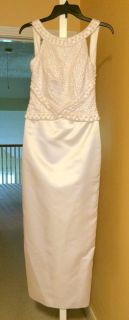 Wedding Dress - more beautiful in person