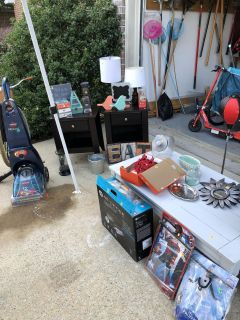 Multi Family Yard Sale today (7/14)