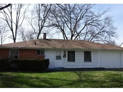 3 Bed 1 Bath Foreclosure Property in Indianapolis, IN 46226 - N Webster Ave