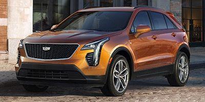 2019 Cadillac XT4 FWD Premium Luxury (Stellar Black Metallic)