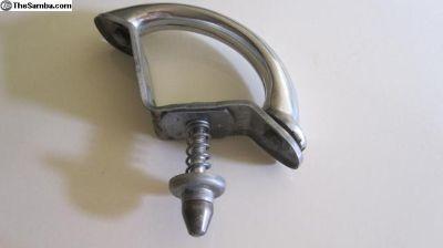 Hood handle
