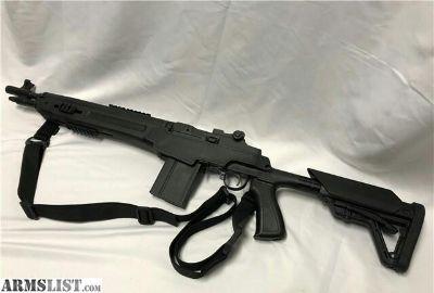 For Sale: Springfield M1A SOCOM 16 CQB