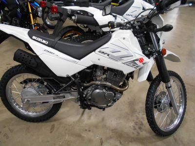 2018 Suzuki DR200S Dual Purpose Motorcycles Belvidere, IL