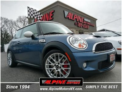 2010 MINI Cooper John Cooper Works (Horizon Blue Metallic)
