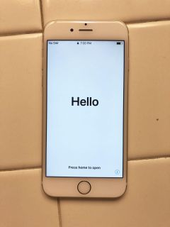 NEW! 64GB iPhone 6 - Gold