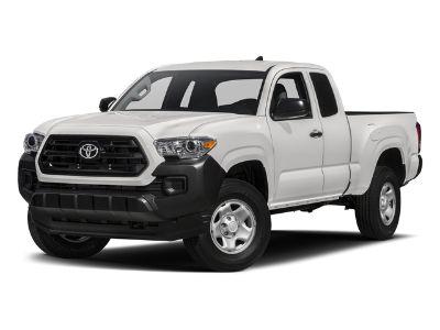 2018 Toyota Tacoma SR 2WD (Super White)