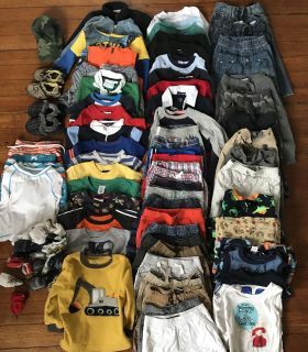 Toddler Clothes Boy 2-3T