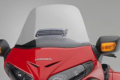 Buy HONDA TALL WINDSCREEN 2013-2016 GOLD WING F6B 08R70-MJG-670 motorcycle in Maumee, Ohio, United States, for US $155.96