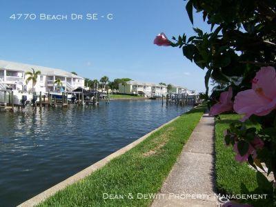 Waterside at Coquina Key Gated Community - 1/1 Waterfront Condo