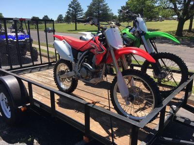 2015 Honda CRF 150R Expert Motocross Off Road Del City, OK