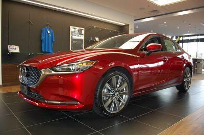 2018 Mazda Mazda6 Grand Touring Reserve (Red Crystal)