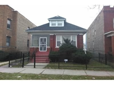 4 Bed 1 Bath Preforeclosure Property in Chicago, IL 60620 - S Loomis St