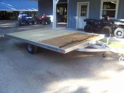 2017 Karavan Trailers Atomic13-12 ft.-WB (20.5 x 8-10C) Trail/Touring Sport Utility Trailers Center Conway, NH