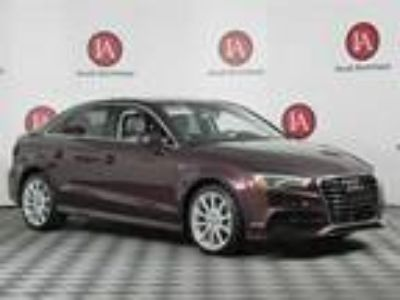used 2015 Audi A3 for sale.