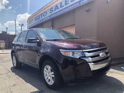 2011 Ford Edge SE (Maroon Or Burgundy)