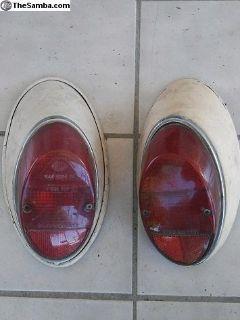 1962-1967 Bug Tail lights