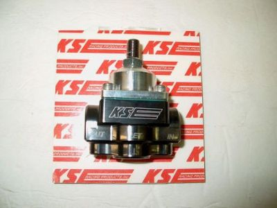 Buy KSE KSC2005 Fuel Pressure External Bypass -8 AN Gas or Alcohol UMP IMCA RACING motorcycle in High Ridge, Missouri, United States, for US $109.99