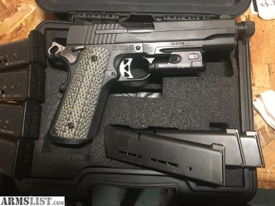 For Trade: Sig sauer tacops 45