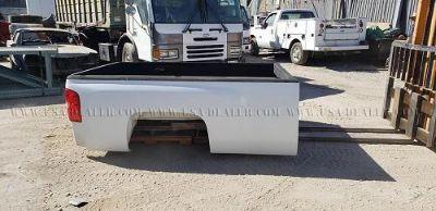 2015 CHEVROLET SILVERADO 2500 BED