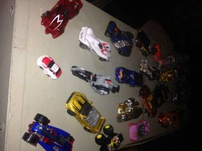Toy Race drag cars